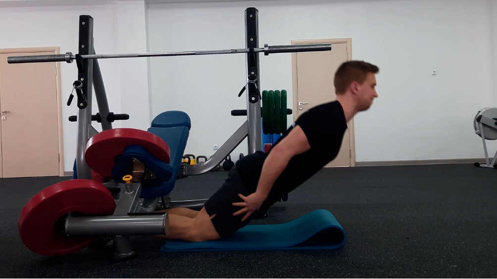 Prevention av hamstringsskador med nordic hamstring exercise