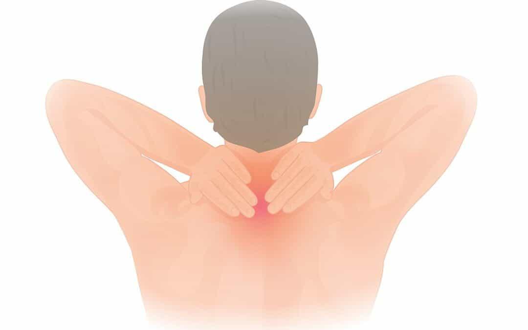 Smärta i nacke och axlar